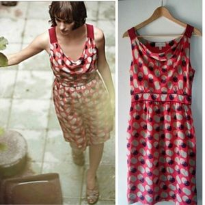 Anthropologie Here There Dress Moulinette Soeurs 8